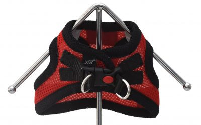 pettorina air mesh red_1