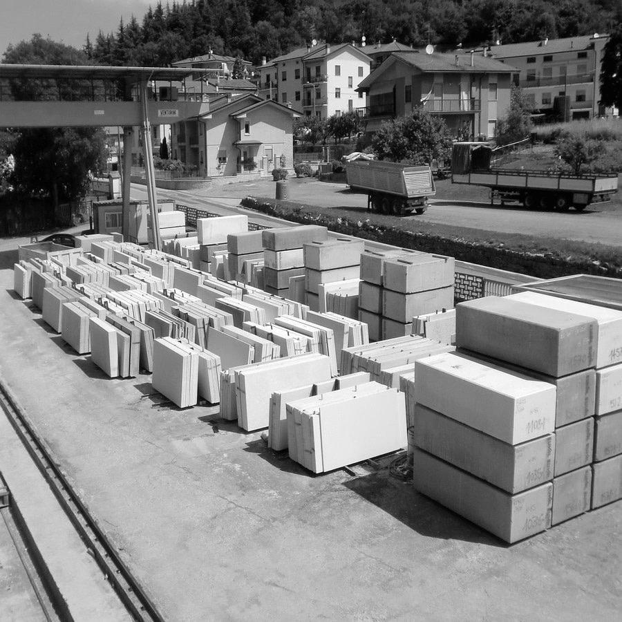terrazzo platen voor tegels