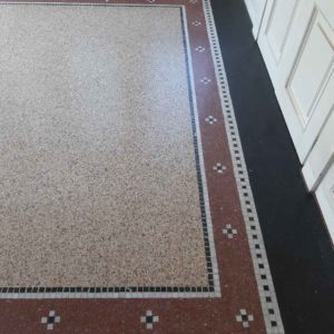 terrazzo tapijt