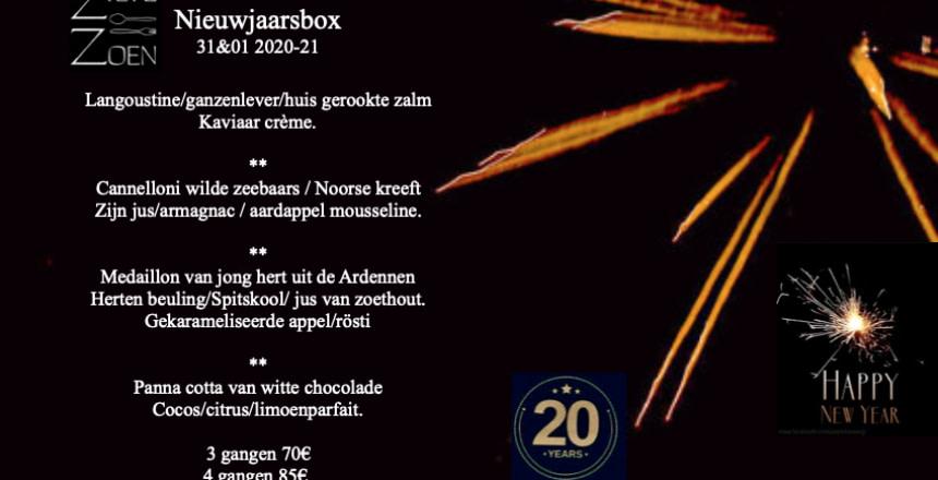 nieuwjaarsbox zilte zoen