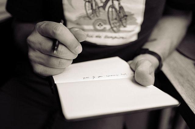 teksten laten schrijven